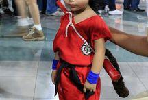 Sangoku cosplay