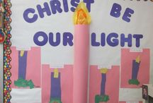 Christian Theme Bulletin Boards