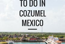 Cozumel! / by Andrea Thelen