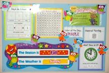 Homeschool Morning Board Calendar/Circle Time