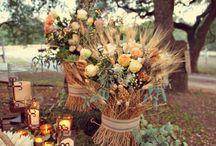 Have Some Decorum Fall Floral Arrangements and Wreaths / autumn floral arrangements