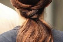 Hair / by Danielle Talbot Stapp