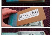 Money Gift Giving Ideas / by Chrissy McNair