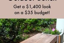 DIY / Ok... I know this may not have anything to do with flooring, but I couldn't resist.  Fun ideas!