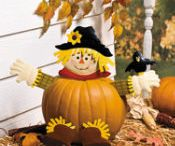 Pumpkin Decorating / by Tiffany Clark