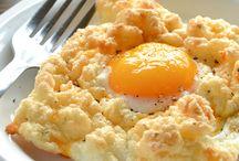 Egg-oppskrifter