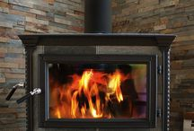 fireplace/wood stove ideas