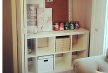 Office-y Stuff / by Holly Bullock