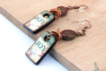 My own collection 2014, earrings
