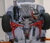 BMW 2002 tii Jägermeister