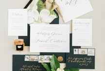 Flat Lay Photos Wedding