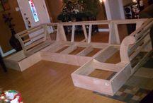 Bricolaje, Tapicerias estructura carpinteria