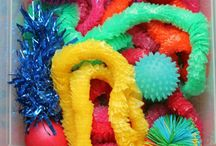 Sensory Play Ideas for Babies and Toddlers