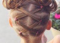 Savvys hair ideas!