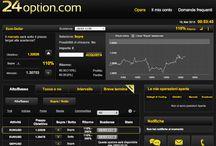 Come funziona 24option / Spiegazioni pratiche piattaforma di trading 24option