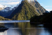 Travel-Oceania-New Zealand