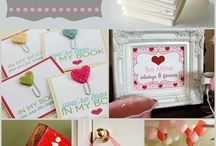 valentine's ideas / by Tennille Riedlinger