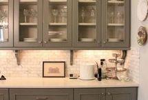 kitchen reno / by Jamey Reed