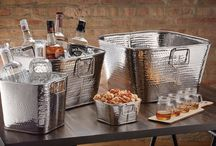 Light Equipment / Showcasing products from American Metalcraft, Barfly by Mercer, Mealplak, Mercer Culinary and Revol Porcelaine.