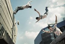 Parkour and More