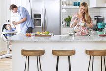 Cocinas / Decoración interiores