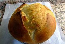 ekmek, hamur işi