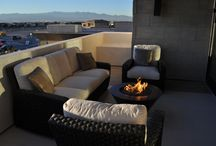 Gas Fire Pits / gas fire pit kits and components