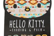 Hello Kitty / by Alisha Holt