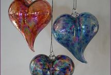 hand blown glass / learning a new craft!  the occupation for my next heroine ;)