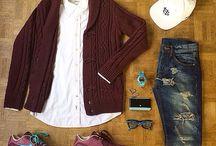 Mode décontractée pour homme