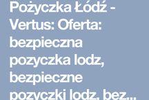 Pożyczka Łódź