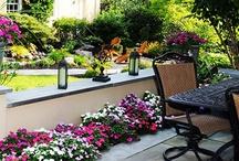 Garden / Ιδέες για την διαμόρφωση του κήπου