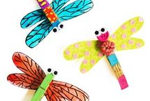 Jodee's Craft Ideas - Peg Craft