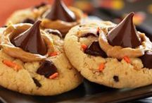 Trick or Treat! / Treat your family to our tasty Halloween inspired goodies! / by Jif® Peanut Butter