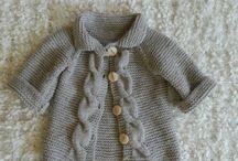 Bebek örgü / Örğüler
