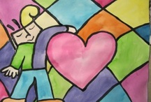 Minhas pinturas / Artes