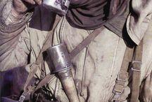 WW II koloriert