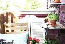 Decks, Patios, Porches & Outdoor Spaces