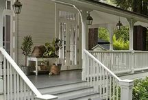 Tuin / veranda