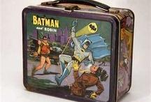 Lunch Boxes: Vintage/Retro