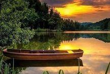 Озера Реки
