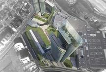 Akasya Park - Istanbul / Concurso de desarrollo urbanístico, programa de usos mixtos proyectado en el distrito de Ümraniye, Istambul