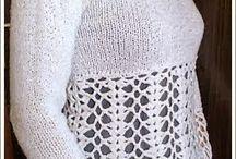 Knitting plus crochet