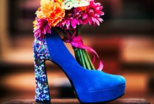 Wedding Shoes / Wedding shoes / by Tin Box Pictures
