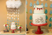 Bike Baby / Baby nursery, baby shower theme, and baby stationery... this is perfect for the adventure obsessed and growing family! / by Page Stationery