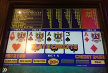Video Poker / Video Poker hits and misses, and some thoughts on the game.
