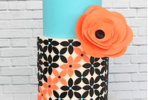 Patterned Cakes / by Cake Decorating