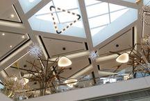 Aupark Shopping Centre Hradec Králové / atypical lighting