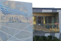 Enigma Lofts Sales Office