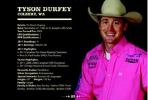 Tyson Durfey A 5 time Champion